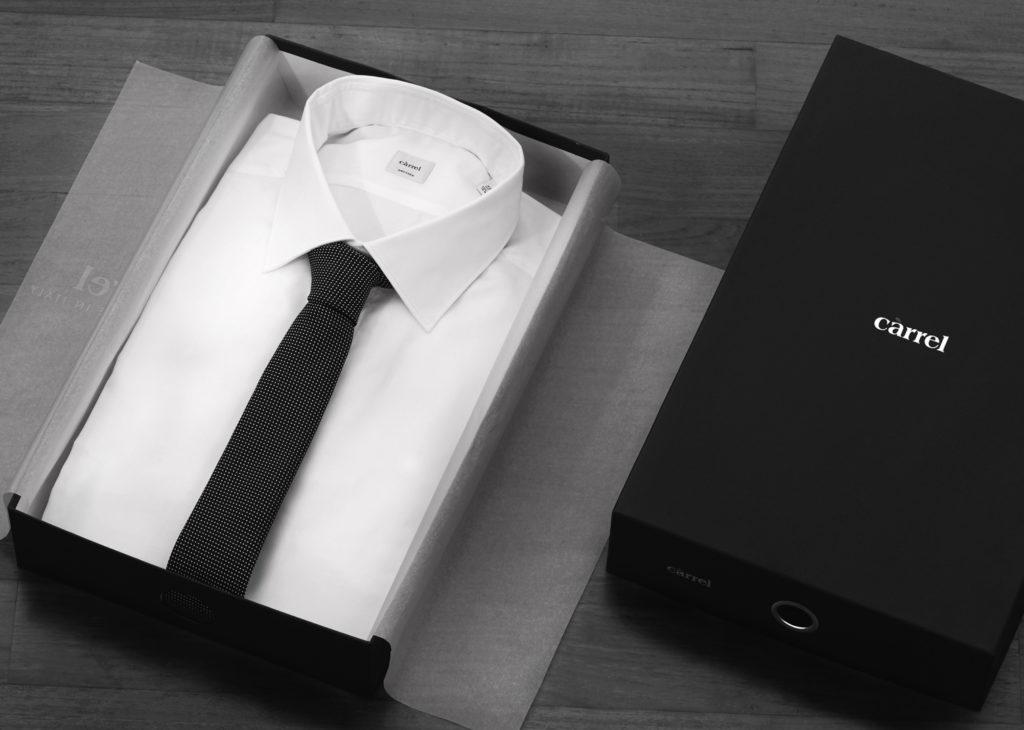 camicia carrel