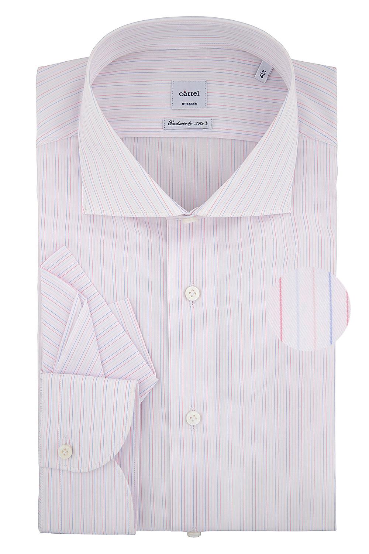 Camicia Càrrel a righe rosa Exclusivity 200/2
